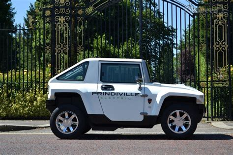 2013 Hummer H3 Electric By Prindiville Review