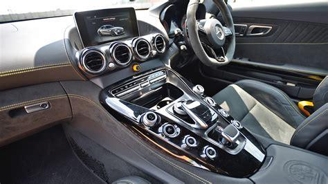 The amg gt sedan's interior materials are impeccable. Mercedes Benz AMG GT 2017 R Interior Car Photos - Overdrive