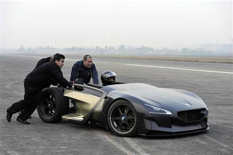 Peugeot Ex1 by Peugeot Ex 1 Electric Racecar Design Is This