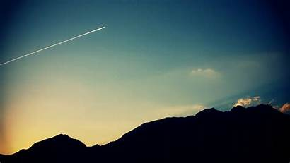 Destination Silhouette Evening Zip Wallpapers Wallpapersafari Mountain
