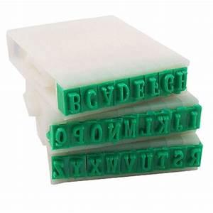 high quality 1 set detachable plastic rubber 26 letters With plastic alphabet letters craft supplies
