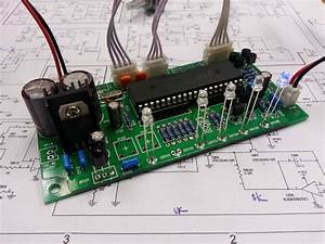 4 Ways Stereo Remote Volume Control Preamp Kit With Alps