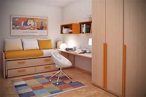 Kids bedroom furniture concept for smaller rooms small for Bedroom furniture ideas for small rooms