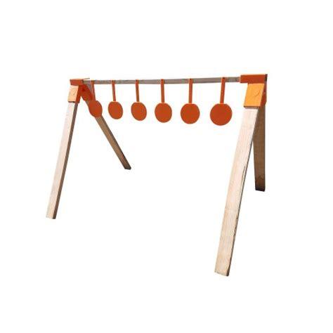 hangtuff plate rack kit includes   hangtuff targets  set  alpha stand brackets