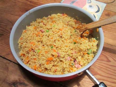 cuisiner quinoa la quinoa dans tous ses états recette de quinoa aux légumes
