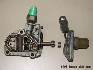 Honda Civic Ex 2001 Oil Leaking Problem
