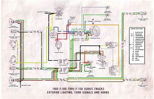 1976 Ford F750 Wiring Diagram