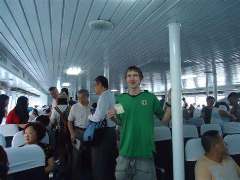 Ferry Zhuhai To Hong Kong by World Borders Getting The Hong Kong To Zhuhai Ferry Fast