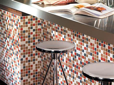 adhesif carrelage cuisine carrelage adhésif les 5 avantages de ce revêtement