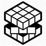 Cube Icon Rubik Doodles Engaging Rubiks Consulting