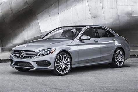 2015 Bmw 3 Series Vs. 2015 Mercedes-benz C-class