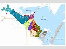 Corpus Christi Map By Zip Code Zip Code Map