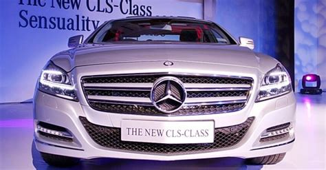 India-bound Mercedes Cls Facelift To Get 9-speed Gearbox