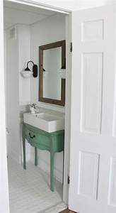 meuble salle de bain faible profondeur conseils pratiques With petit meuble vasque