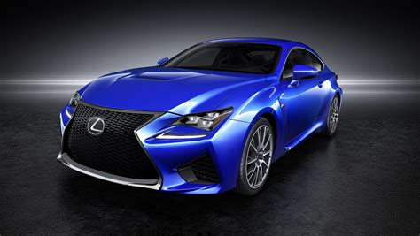 Lexus Rc F Hp by Lexus Rc F 450 Hp Scorcher Set For Detroit Debut