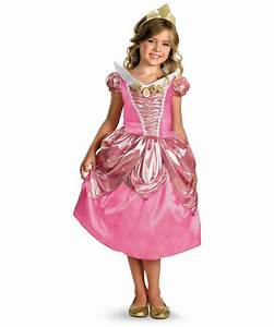 Aurora Disney Princess Kids Costume - Girls Disney Costumes