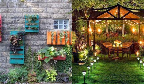 18 Hermosas Ideas Para Hacer De Tu Jardín Algo único Upsocl