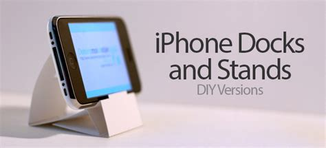 wooden charging station 25 diy iphone docks and stands bluefaqs