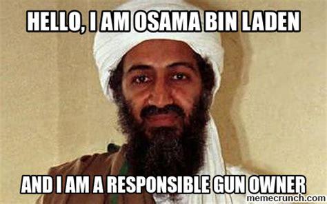 Bin Laden Meme - osama bin laden