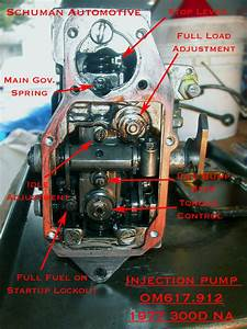 Looking For 1980 300d Lift Pump And Injection Pump