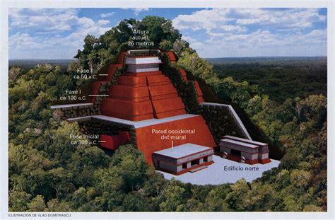literatura y mundo maya los murales de san bartolo arte
