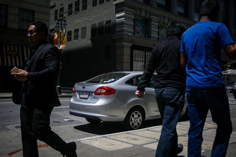 Uber, Lyft Cars Have Heavy Impact On Sf Streets, Study