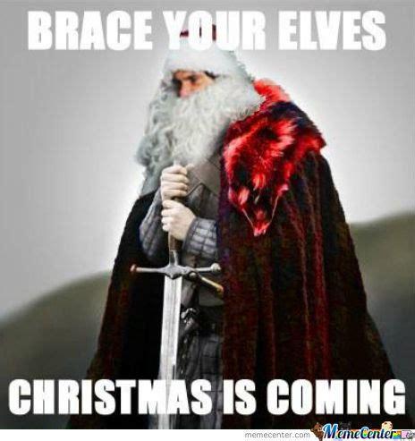 Elf Christmas Meme - brace your elves by megustadude123 meme center