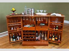 cabinets for a home bar Home Bar Design