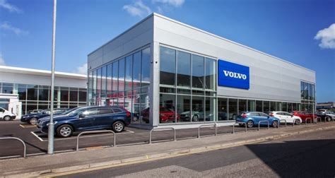Ocean Opens Volvo Showroom In Poole