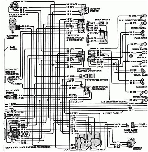 1966 chevy c20 wiring diagram wiring library