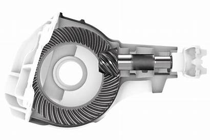 Pinion Ring Gear Differential Parts Bevel Replacement