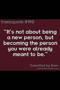 a3cd53ca8f05340... Motivational Trans Quotes
