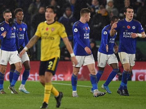 Leicester City, Chelsea Leapfrog Manchester City As ...