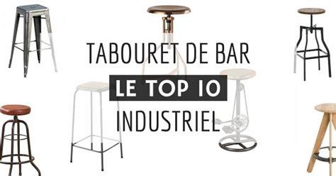 cuisine acier top 10 tabouret de bar industriel
