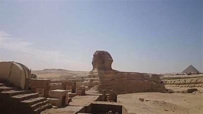 Sphinx Egypt Giza Desert 4k Background Kb