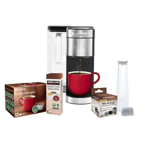 This feature is pretty awesome! Keurig K-Supreme Plus C Single Serve Coffee Maker, with 15 K-Cup Pods | eBay