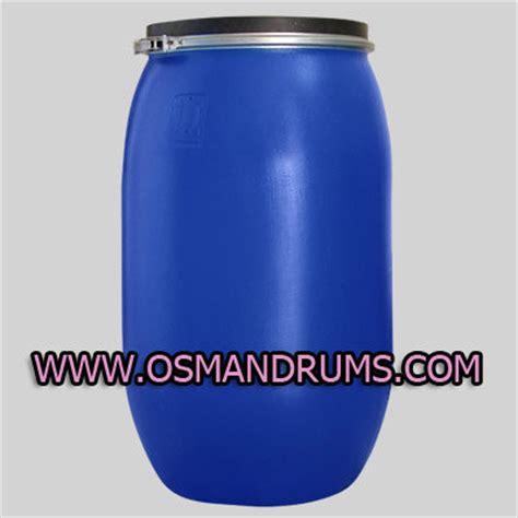 plastic drum barrel 220 liter 55 gallon osman drums for plastic industries co