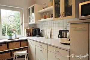 Alte Küche Aufpeppen : smillas wohngef hl endlich neue alte k che mit kreidefarbe ~ Yasmunasinghe.com Haus und Dekorationen