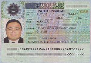 uk applying for a british visa in the philippines ivan With visa requirements for us passport holders