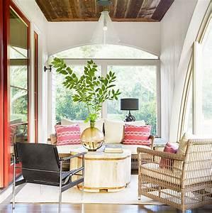 Sunroom, Shade, Home, Ideas