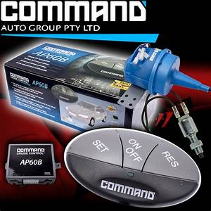 Ap60b Cruise Control Diy Kit Command Universal To Suit