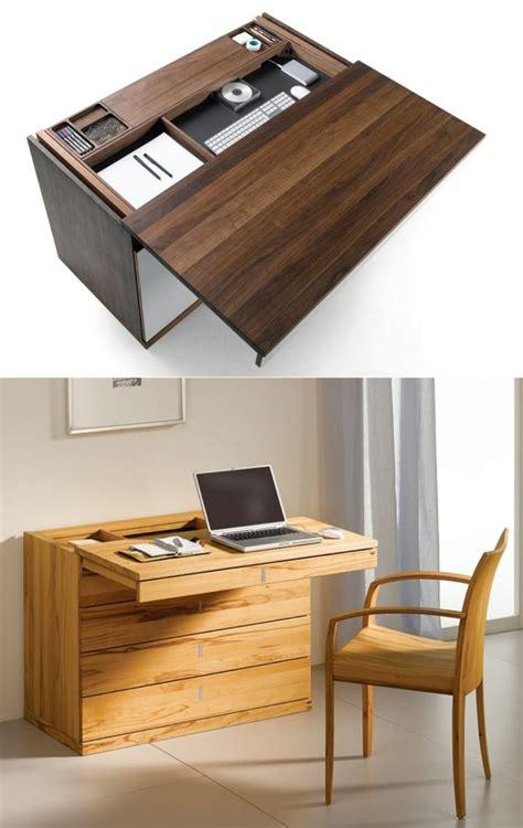 le de bureau en bois fabriquer un bureau soi même 22 idées inspirantes
