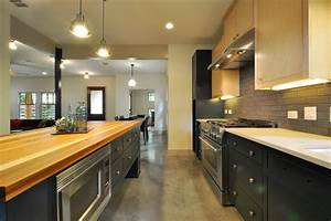 Industrial Residential Kitchen | www.pixshark.com - Images ...