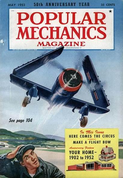 Future Mechanics Popular 1952 Issue Let Wellmedicated