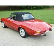 1969 Alfa Romeo Spider Veloce  Classic Italian Cars For Sale