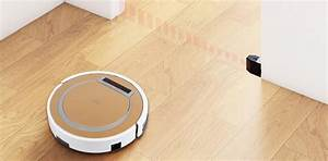 Vacuum Cleaner Comparison Chart Ilife X5 Virtual Wall No Disturbing Best Robot Vacuum
