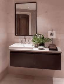 charming bathroom design ideas with stone wall and