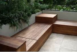 Garden Bench Seating by Outdoor Bench Seat Google Search Deck Garden Pinterest Outdoor Storag