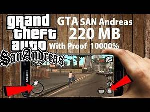 GTA San Andreas apk-Data Highly compressed | For Free On ...