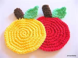 Free Easy Crochet Coaster Pattern